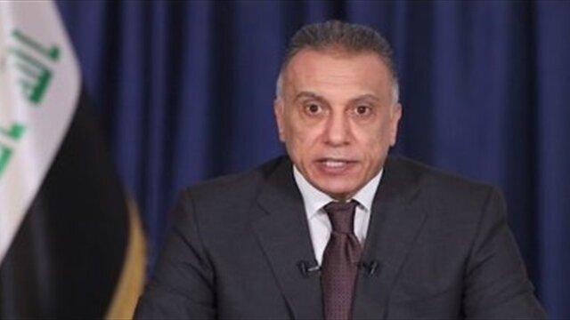 واکنش تند الکاظمی درباره حمله موشکی به منطقه سبز بغداد