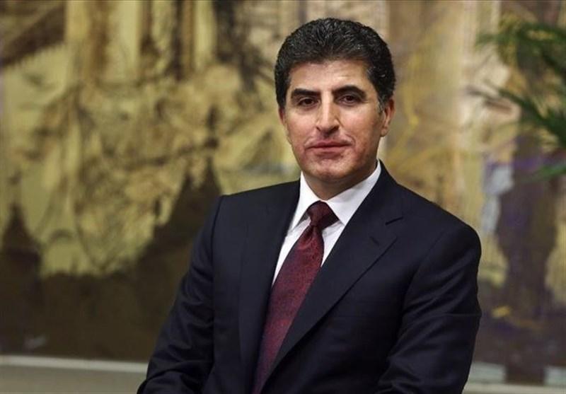 عراق، اولین سفر بارزانی به بغداد پس از نخست وزیری الکاظمی