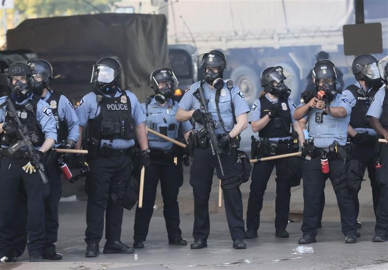 شورای شهر مینیاپولیس رأی به انحلال پلیس این شهر داد