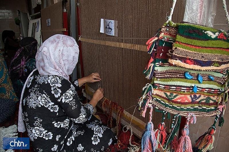 دوره رایگان سراجی سنتی و گلیم بافی در ورامین برگزار می گردد