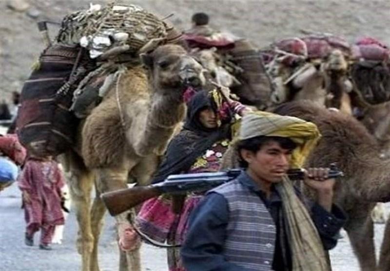 حمله کوچی ها به هیئت اعزامی مجلس افغانستان