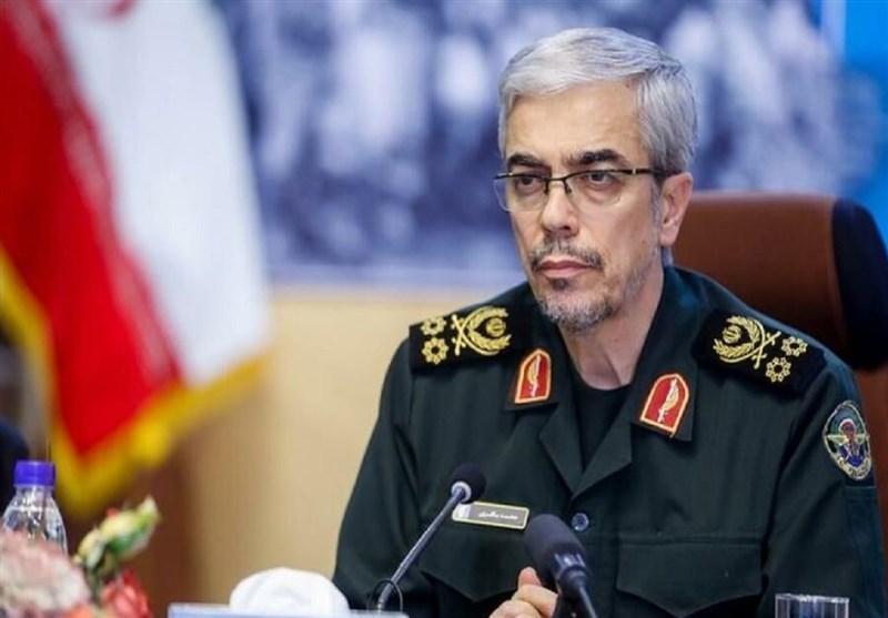 سرلشکر باقری درگذشت فرمانده اسبق نیروی هوایی ارتش را تسلیت گفت
