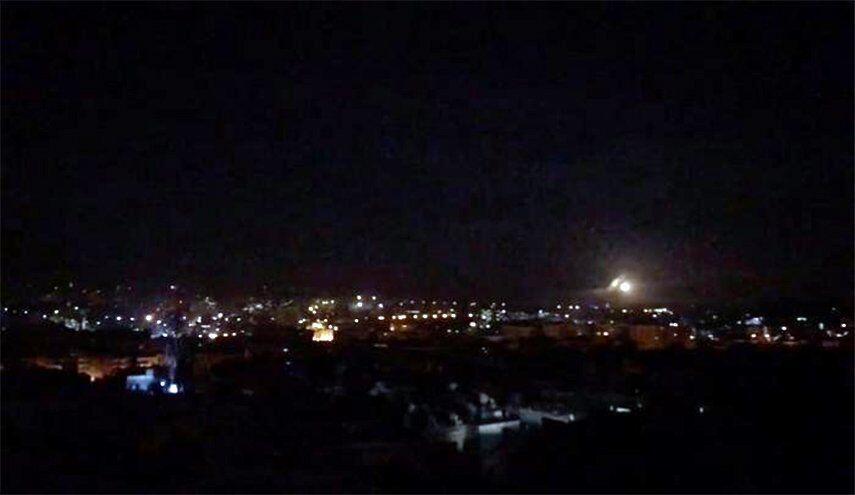 خبرنگاران شنیده شدن صدای چند انفجار پیاپی در آسمان شمال سوریه