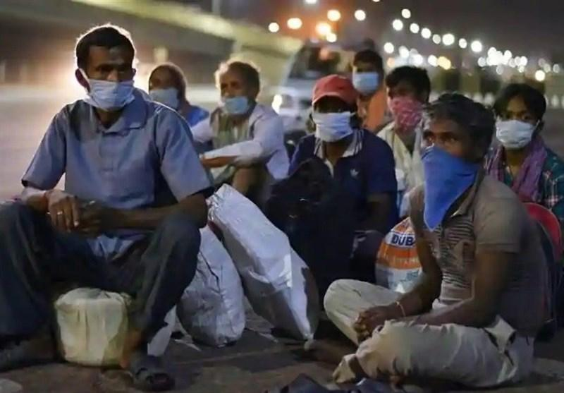 هزاران تبعه هندی پس از 6 ماه سرگردانی در بنگلادش به کشورشان باز می گردند