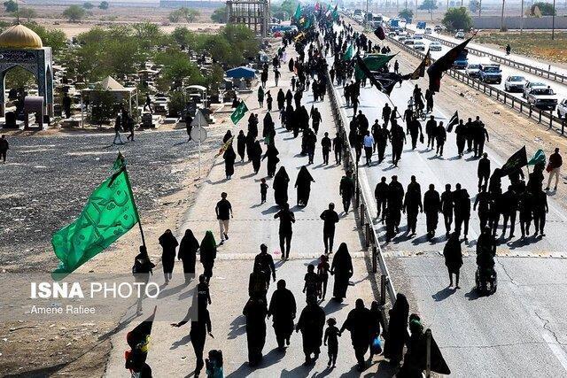 سناریوهای محتمل برای پیاده روی اربعین حسینی