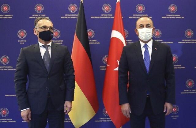 آلمان: ترکیه و یونان برای گفت وگو آماده هستند