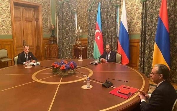 احتمال دست یابی به آتش بس بین ارمنستان و آذربایجان
