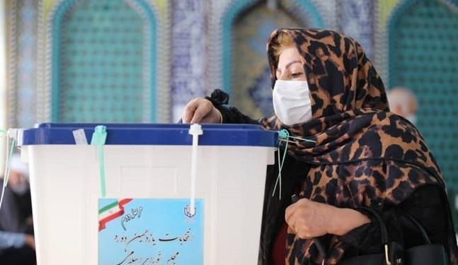 خاتمه رای گیری در 5 حوزه انتخابیه مرحله دوم انتخابات مجلس شورای اسلامی