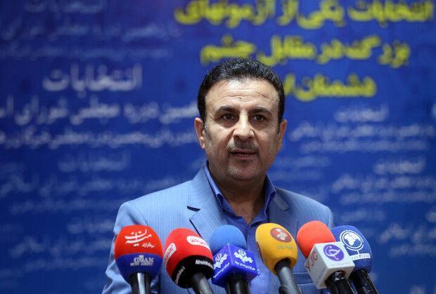نتایج مرحله دوم انتخابات مجلس در 8 حوزه معین شد