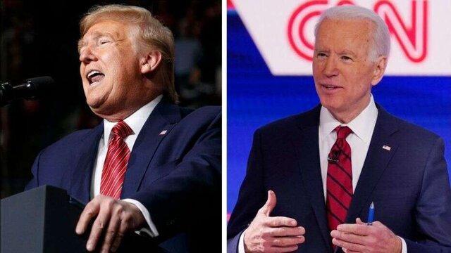 جو بایدن، ترامپ را یک احمق خواند