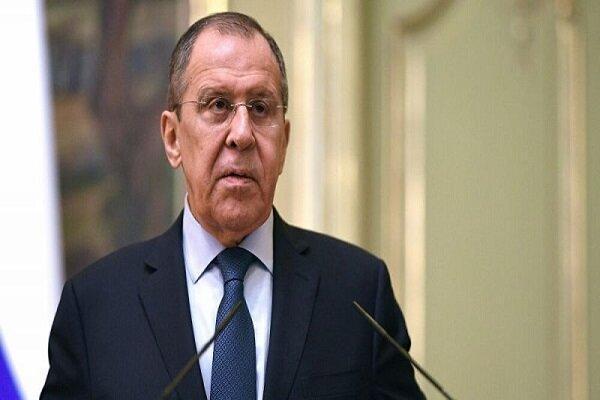 لاوروف: اروپا می کوشد تا از آمریکا در مجازات روسیه عقب نیفتد