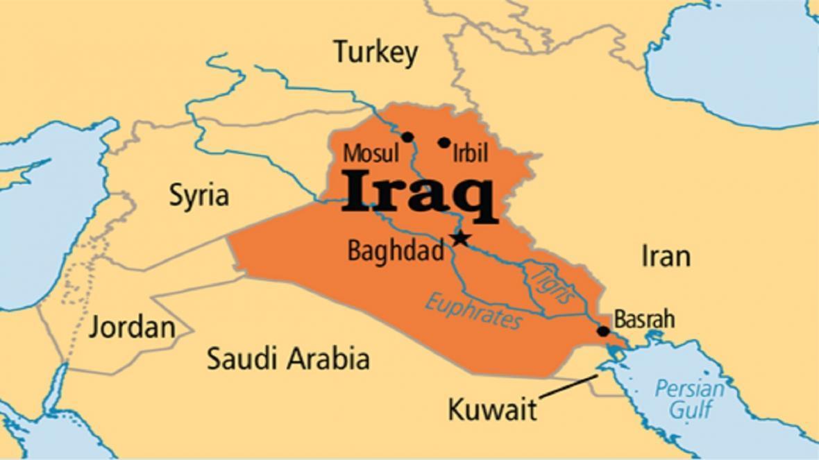 انفجار بمب در راستا کاروان لجستیکی آمریکا در عراق