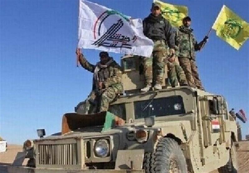 تحلیلگر عراقی: آمریکا، امارات و عربستان به دنبال انحلال حشد شعبی هستند