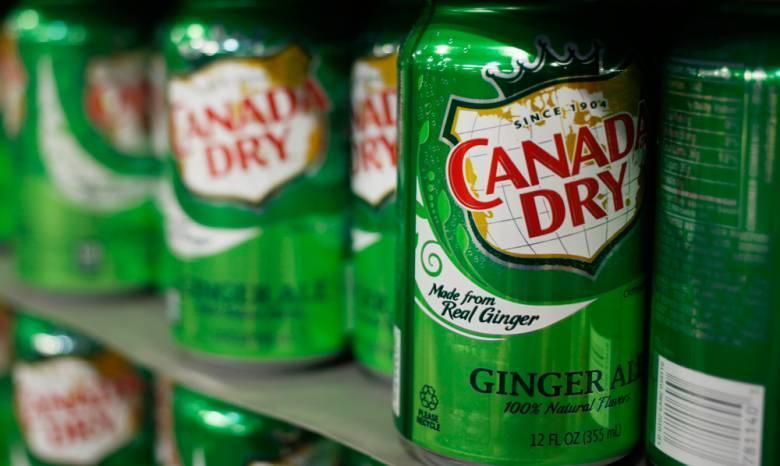 کانادادرای ادعای تبلیغاتی خود مبنی بر استفاده از زنجبیل واقعی در نوشیدینی Ginger Ale را پس گرفت