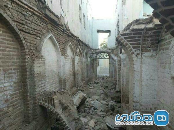 برخورد قضایی با عاملان تخریب ساباط تاریخی محله عبید زاکانی