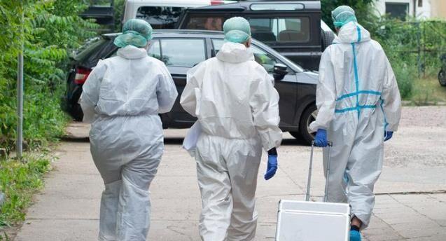 خبرنگاران آمریکا رکورد مبتلایان روزانه کرونا در دنیا را شکست