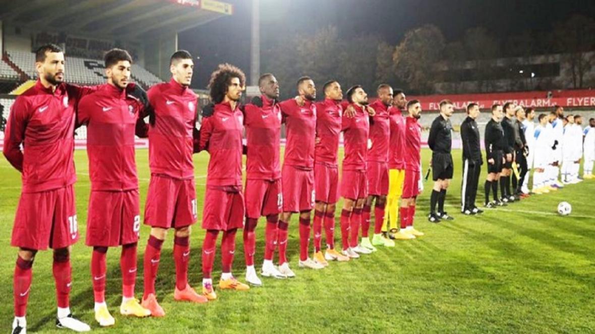 قطر در مسابقات انتخابی جام جهانی 2022 در اروپا شرکت می&zwnjکند