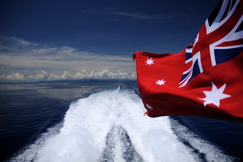 پرچم استرالیا نماد چیست؟