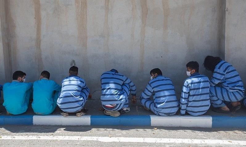 دستگیری 22 دزد با 28 فقره سرقت در چهارمحال و بختیاری
