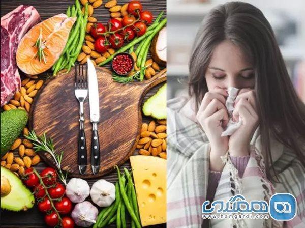 مصرف زیاد قند، نمک و چربی امکان ابتلا به کرونا را افزایش می دهد