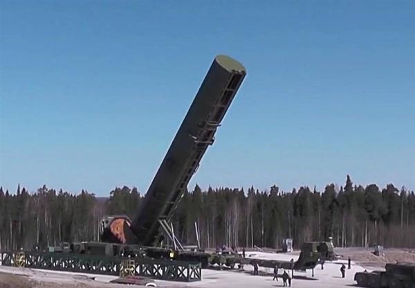 موشک بالستیک قاره پیمای سارمات به نیروهای موشکی روسیه خواهد پیوست