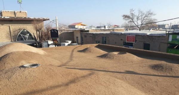 بازسازی اضطرار مسجد تاریخی نجم آباد به انتها رسید