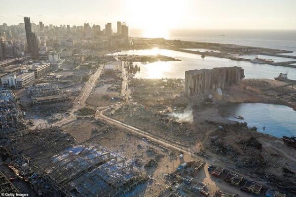 درخواست پاریس و واشنگتن برای تسریع در اعلام نتایج تحقیقات انفجار بیروت