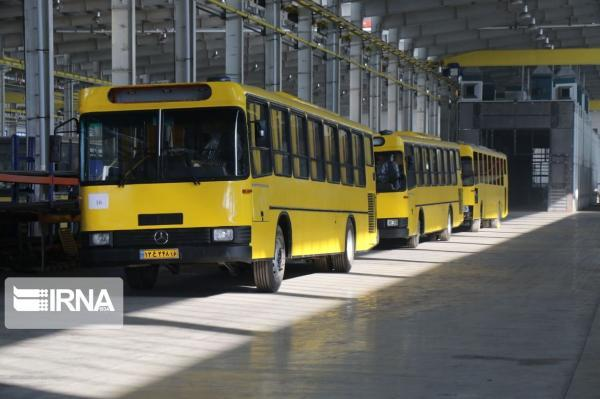 خبرنگاران 21 دستگاه اتوبوس به ناوگان حمل و نقل درون شهری همدان اضافه شد