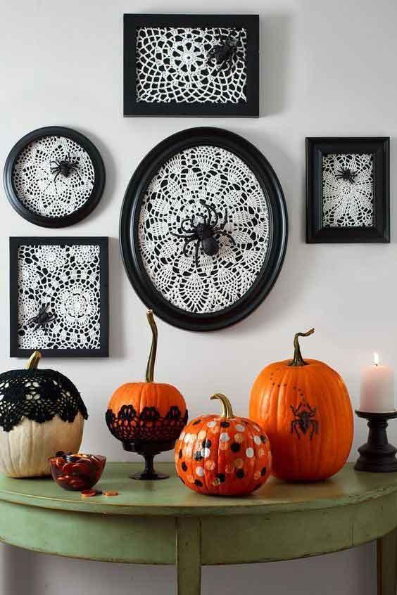 ایده های جالب برای جشن هالووین