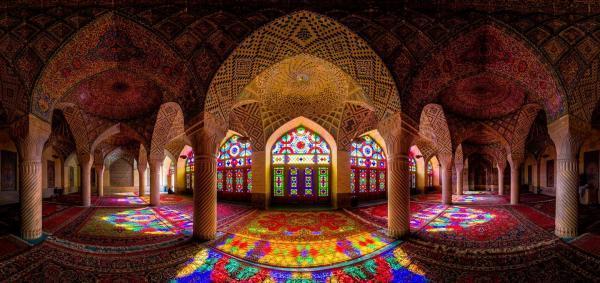 10 مورد از زیباترین تزئینات معماری جهان