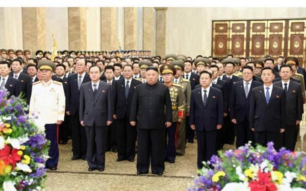 کیم جونگ اون رئیس جمهور کره شمالی شد!