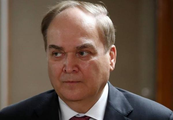 آنتونوف: روابط روسیه و آمریکا در یک بحران عمیق واقع شده است
