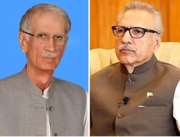ابتلای رئیس جمهور و وزیر دفاع پاکستان به کرونا