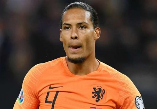 فن دایک: تصمیم گرفتم هلند را در مسابقات یورو همراهی نکنم