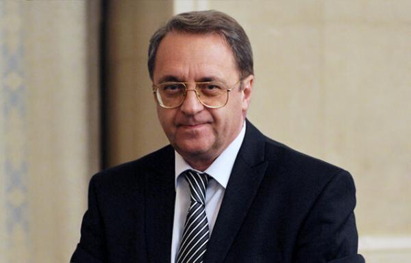 معاون وزیر خارجه روسیه از نشست جدید آستانه با حضور ایران، ترکیه و روسیه اطلاع داد