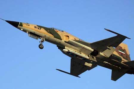 نقص فنی هواپیمای اف 5 در پایگاه چهارم شکاری دزفول