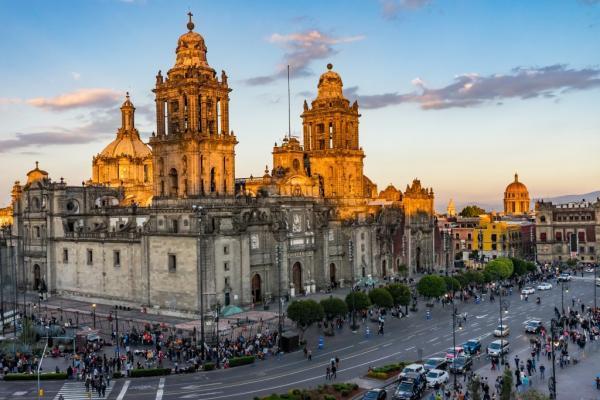 تور مکزیک: دیدنی های مکزیکوسیتی