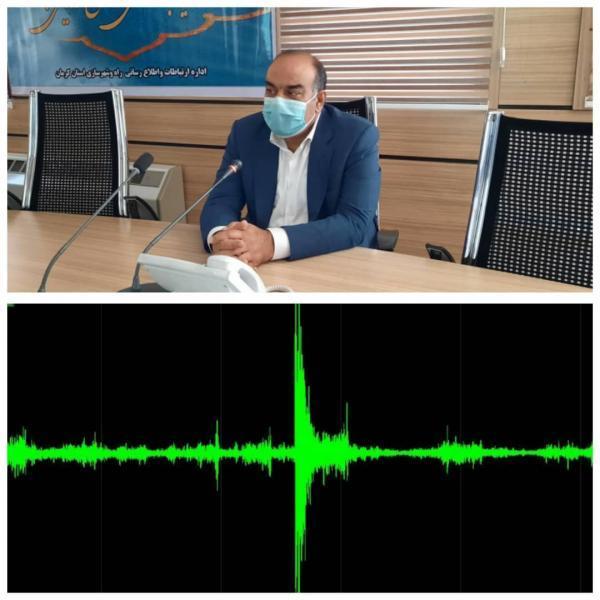 گسل های استان کرمان تحت کنترل دستگاههای شتابنگار آنلاین