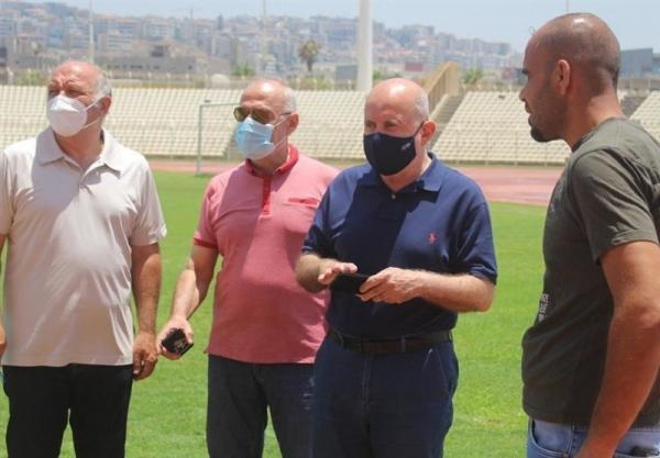 رئیس فدراسیون لبنان: حق میزبانی مان را از دست نمی دهیم