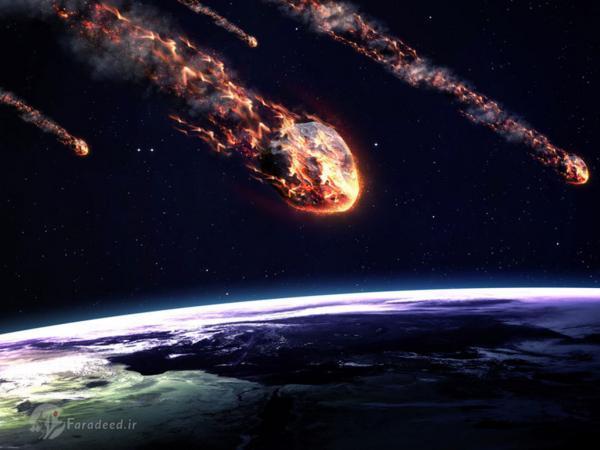 شجرنامه سنگ های فضایی