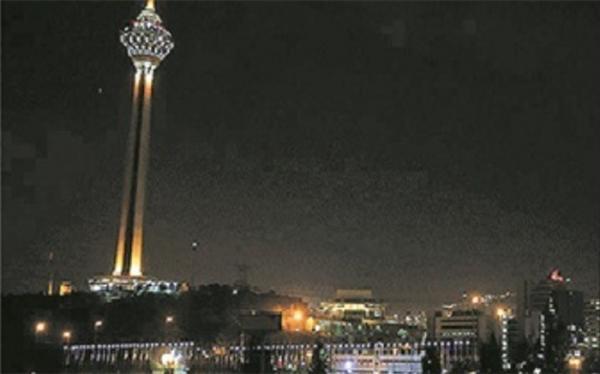 جدول خاموشی های تهران از 13 تا 19 شهریور1400 منتشر شد