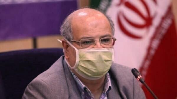 کاهش مراجعات سرپایی به مراکز درمانی تهران ، فرایند بستری نزولی شده است