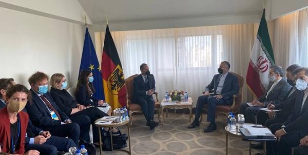 تور آلمان: رایزنی امیرعبداللهیان با همتای آلمانی