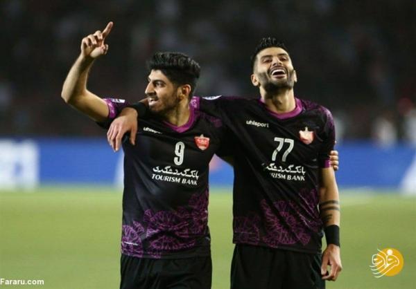 دو پرسپولیسی در تیم منتخب آسیا